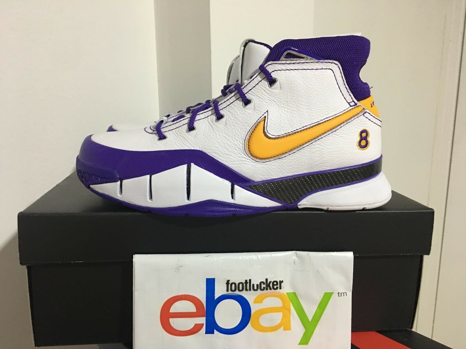 Nike Kobe 1 Protro Think 16 Close Out Final Seconds AQ2728-101 Mamba Men Sz 8-13 Cheap women's shoes women's shoes