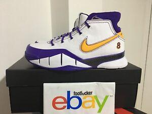 big sale fd6a8 de7dc Image is loading Nike-Kobe-1-Protro-Think-16-Close-Out-
