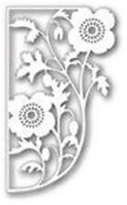 Tutti Designs Thin Metal Craft Die - Poppy Edge - Tutti-111