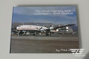 Aircraft-Photo-Book-11-41-034-x-8-26-034-Lockheed-L-1649-Starliner-Super-Star