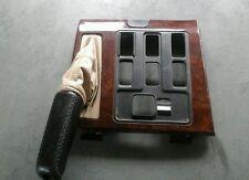 Range rover p38 electric window switch surround wood