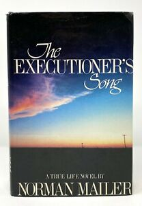 Norman Mailer - The Executioner's Song - 1st 1st - PULITZER - Beautiful Copy NR