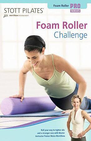 STOTT PILATES Foam Roller Challenge  by Moira Merrithew