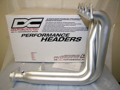 DC Sports AHC6604 Acura Integra Type-R 4-1 Header with Ceramic Coating Silver
