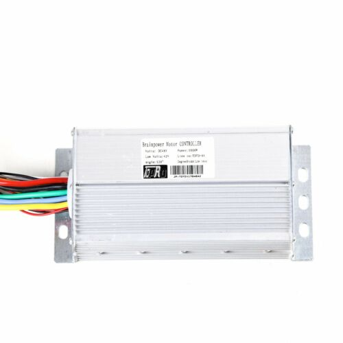 Brushless 48V 1800W Speed Controller Box for Go Kart Electric Bicycle /& Scooter