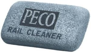 Peco-Lectrics-PL-41-Track-or-Rail-Rubber-or-Cleaner-for-Model-Railways-New