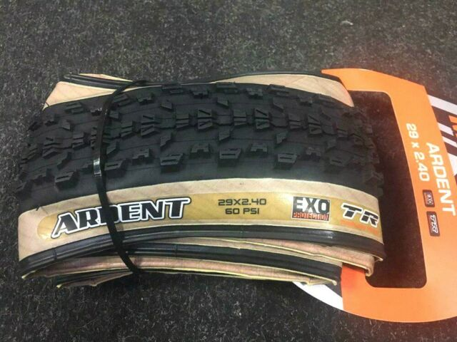 NEW Maxxis Ardent Tire 29 x 2.25 Folding 60tpi Dual Compound EXO Tubeless Ready