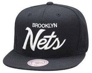 Diszipliniert Mitchell & Ness Brooklyn Netz Snapback Schwarz/weiß Jordan 3 Cyber Montag GroßE Sorten Kleidung & Accessoires