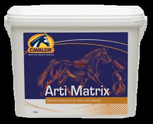 Cavalor Arti matrix 2 kg Eimer MSM Glukosamin für Gelenkbeschwerden Hufprobleme