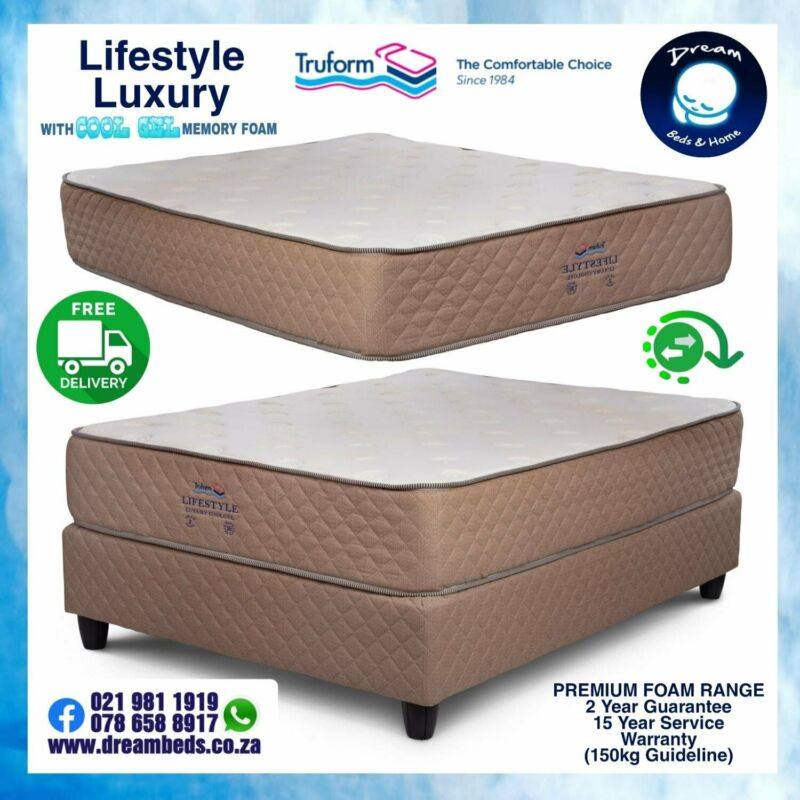 Quality BEDS and MATTRESSES for sale for 150 kg and 125 kg sleeper - FREE DELIVERY