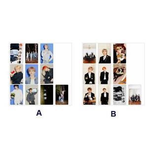 Kpop-NCT-Dream-We-Boom-Photo-Stikcy-Card-Album-Jaemin-Haechan-Photocard-Stickers