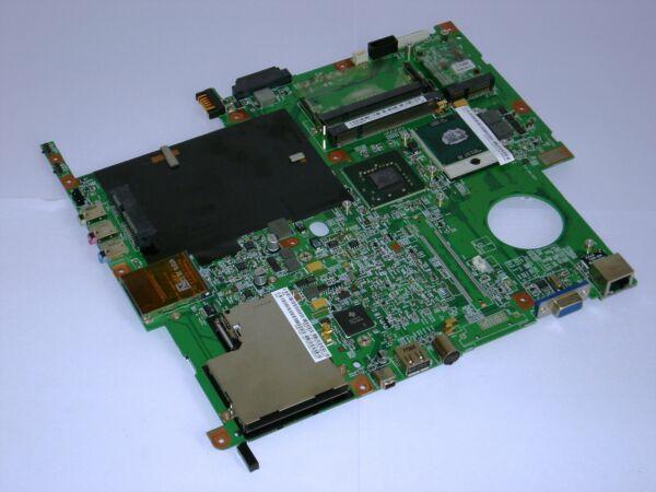 Acer Travelmate 5330 Laptop Motherboard Main Board 48.4t301.01n Intel Cpu Esthetisch Uiterlijk