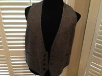 $1105 Oxxford Clothes Mens Vest Hand Made