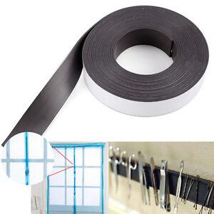 5-Meter-Magnetband-selbstklebend-Magnetklebeband-Magnetstreifen-1-5mm-Stark