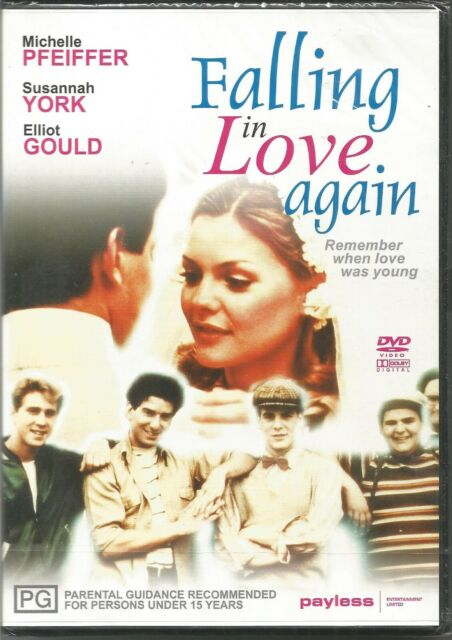 Falling In Love Again DVD SEALED BRAND NEW Free Post