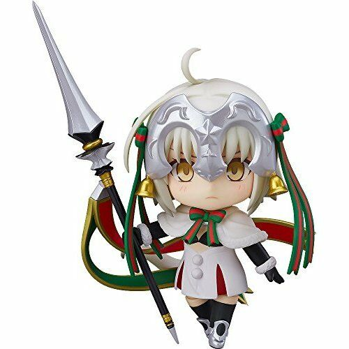 Good Smile Fate Grand orden  Jeanne d 'Arc alterar Lancer Santa Lily Nendoroid