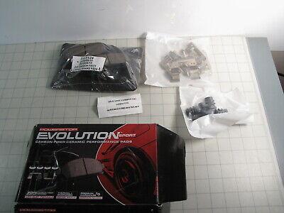 Z23-1602 Z23 Evolution Sport Brake Pads Rear Power Stop