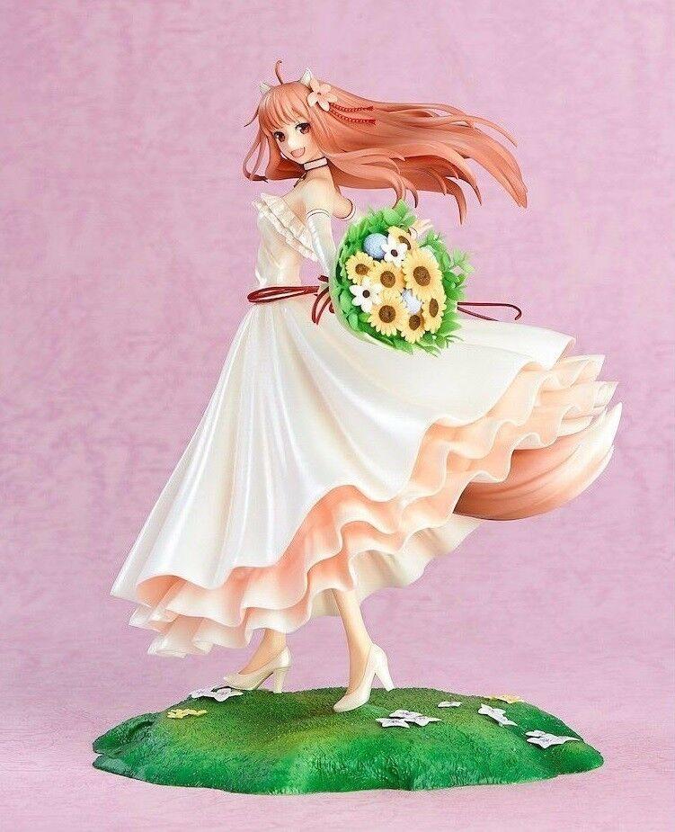 Ookami to Koushinryou Spice e Wolf 10th Anniversary  Project Holo Wedding Dress  presa