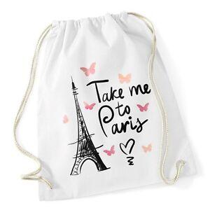 Turnbeutel-Take-me-to-Paris-Eiffelturm-Hipster-Beutel-Tasche-Jutebeutel-Gymsac