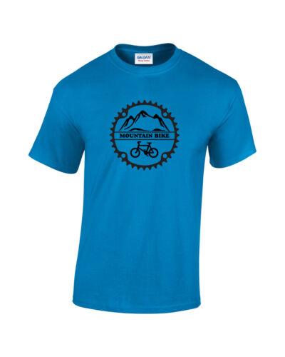 Mountain bike cycling cycles T Shirt