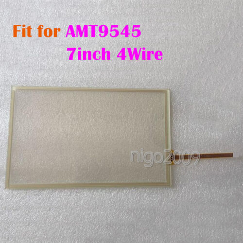 New for AMT9545  AMT 9545  Touch Screen Glass Touch Panel  180 days Warranty