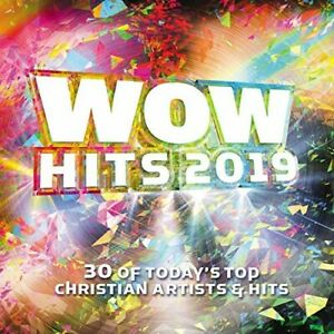 Various-Artists-WOW-Hits-2019-Various-Artists-New-CD-Brilliant-B
