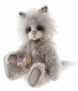 Charlie-Bears-Katze-Ragdoll-ca-19cm-gross-limitiert-auf-1200-Stueck