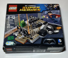 LEGO DC Comics Super Heroes New Sealed 76044 Clash of the Heroes