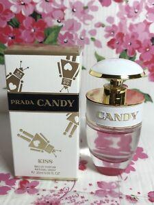 5cebb023b PRADA CANDY KISS EAU DE PARFUM SPRAY .68 oz 20 ML For Women NIB by ...