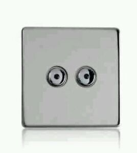 chrome home easy he108c dimmable remote control light switch 2g
