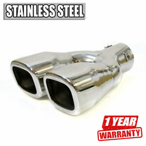 Image Is Loading Car Exhaust Tip Ler Trim Pipe For Mercedes