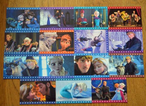 Panini Frozen la reine hiver magique filmmomente choisir NOUVEAU *