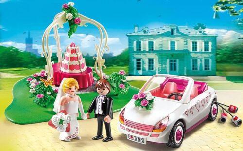 Playmobil City Life Wedding Celebration Starter Playset 6871