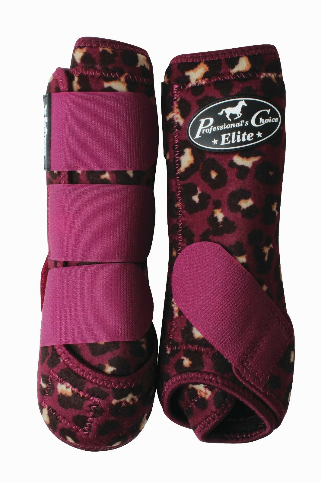 Professional's Choice  Ventech Elite Front Horse Equine SMB Medicine Boots Cheeta  save up to 50%