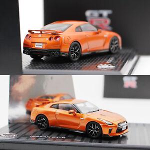 1:43 Kyosho Nissan GTR R35 Skyline 2017 Die Cast Model
