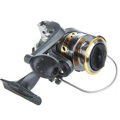 Aluminum Spool 5 BB Left/Right Fishing Spinning Reels High Speed 5.2:1 BF200 US