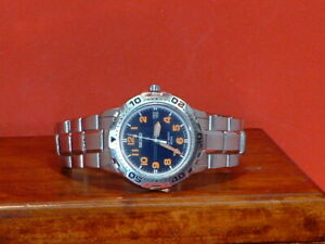 Pre-Owned-Men-s-Seiko-7N42-8230-Divers-Date-Analog-Sports-Watch