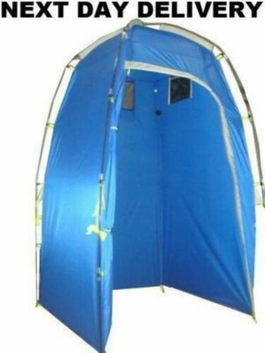 BLUE NEW 2018 SUNNCAMP LARGE XL LULU PORTABLE TOILET TENT CHANGING ROOM BEACH