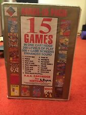 Nintendo NES HES Game: Maxi-15 Pack