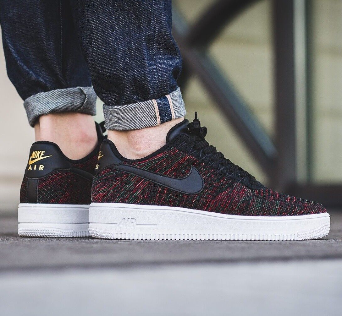 Nike Air Force 1 One Ultra Flyknit Low Men's Lifestyle Shoes