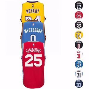 NBA Official Adidas Climacool Swingman Home Road Alt Jersey Collection Men's
