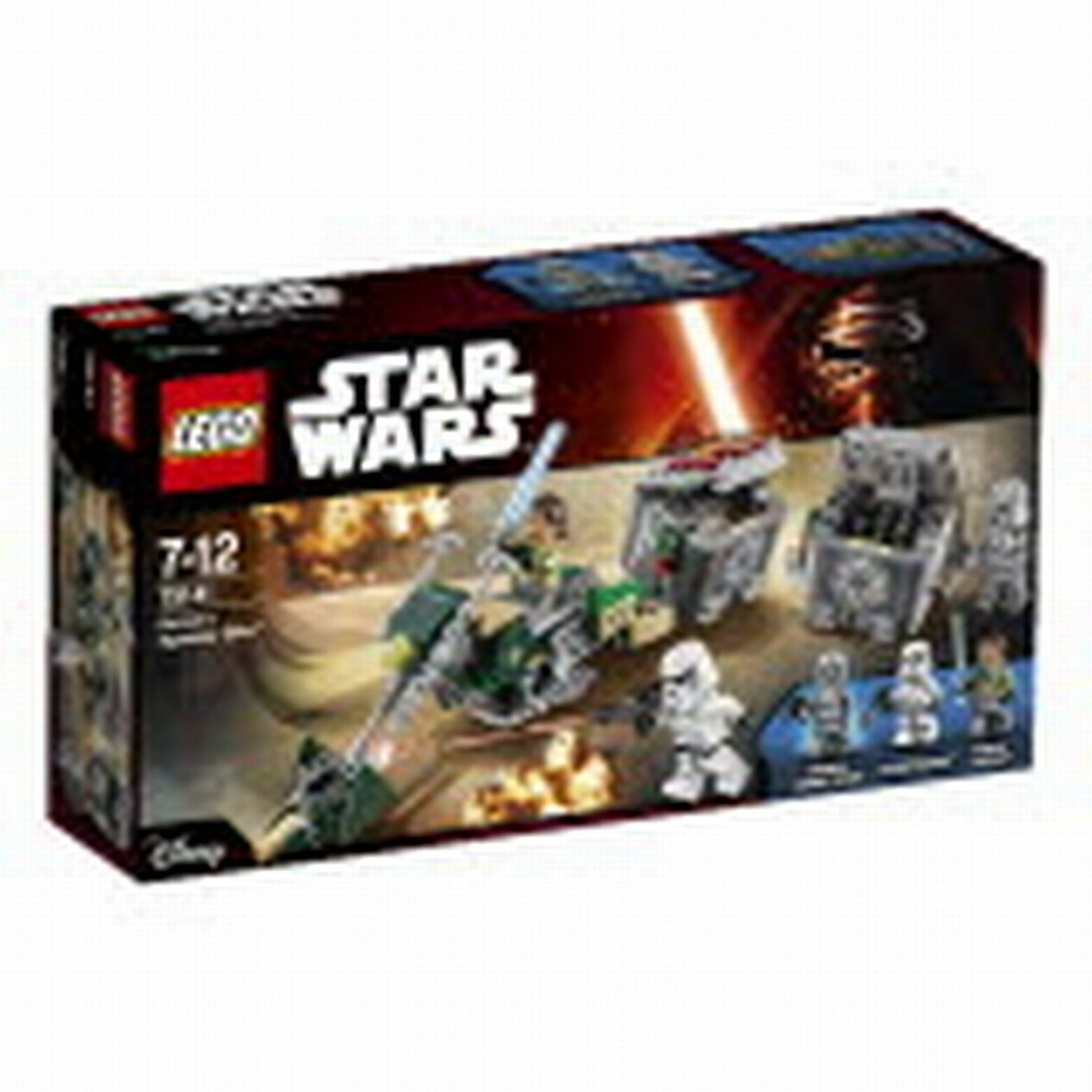 LEGO LEGO LEGO star wars 75141 Kanan 's speeder bike by Brand toys 766583