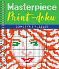 Masterpiece Paint-doku by Conceptis Puzzles (Spiral bound, 2016)