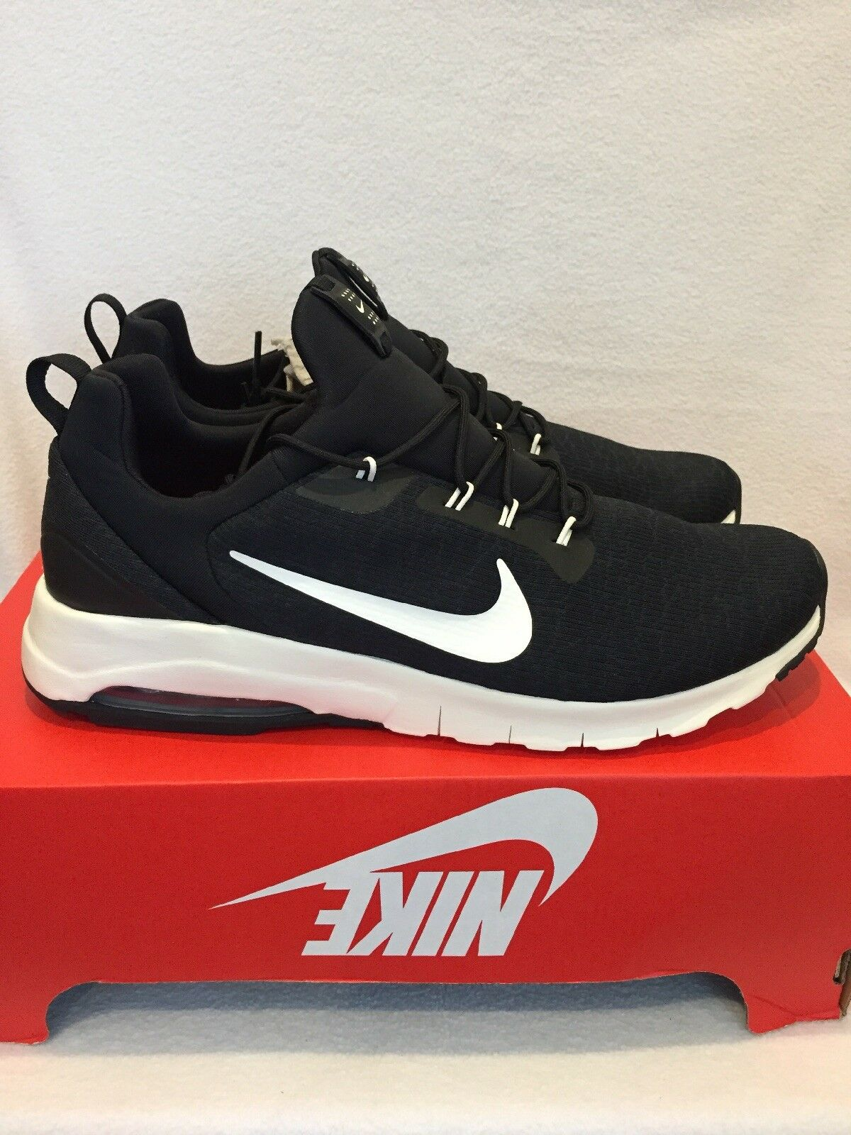 Nike Air Max Motion Racer Racer Racer Taille 10 NEUF 4cab8a