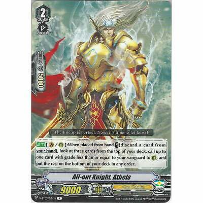 Cardfight Vanguard Boomerang Thrower Rare Card V-BT01//040EN R