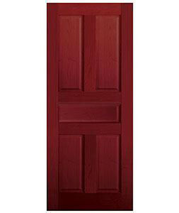 traditional cherry stain grade solid core interior wood doors new