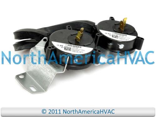 York Coleman Honeywell Air Pressure Switch 9371DO-HD-0009 106126-0.55-1.20 PF