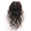 Wavy-Curly-100-Human-Hair-Topper-Hairpiece-Toupee-Top-Piece-For-Women thumbnail 10