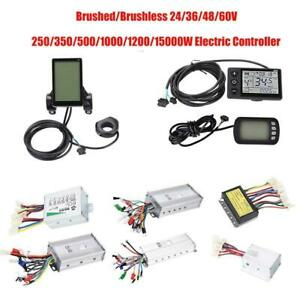 60V-1500W-Brushed-Brushless-LCD-Controller-Motor-Ebike-Electric-Bike-Scooter-S