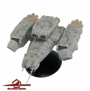 Uscss-Nostromo-Eaglemoss-Alien-Officiel-Ships-Collection-Speciale-Issue-Numerote